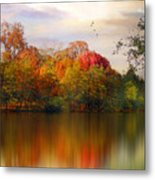 Rainbow River Metal Print