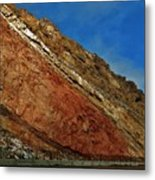 Rainbow Rocks Metal Print