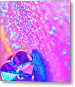 Rainbow Spell Metal Print