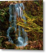 Rainbow Springs Waterfall Metal Print