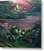 Rainbow Valley Metal Print