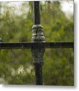 Rainy Afternoon Metal Print