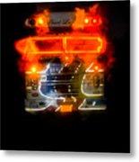 Rama Bus Metal Print