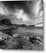 Ramasaig Bay Neist Point Metal Print