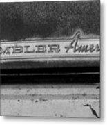 Rambler American Metal Print