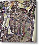 Rameses II Metal Print