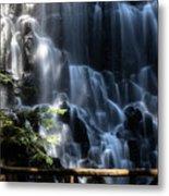 Ramona Falls 4 Metal Print