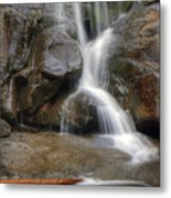 Ramsey Cascades In Great Smoky Mountains National Park Tennesee Metal Print