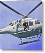 Ran N49 Bell 429 Global Ranger N49-048 Metal Print