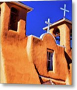 Ranchos De Taos Church Metal Print