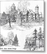 Randolph Macon College Metal Print