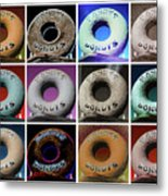 Randy's Donuts - Dozen Assorted Metal Print
