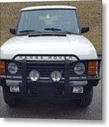 Range Rover Classic Metal Print