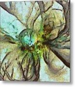 Raniform Daydream  Id 16098-004020-83150 Metal Print