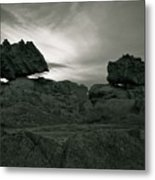 Rapa Rocks Metal Print