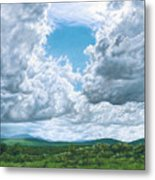 Rapture Metal Print