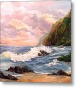 Rapturous  Seascape Metal Print