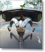 Rat Rods - 1952 Dodge Metal Print