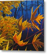 Raucous October Metal Print