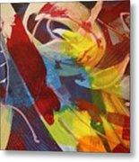 Raw Paint - 281 Metal Print