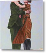 Ray And Isabel Metal Print
