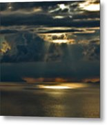 Rays Of God  Metal Print