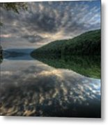 Raystown Reflections Metal Print