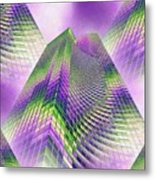 Reaching Skyward Metal Print