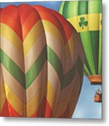 Readington Balloon Festival #2 2015 Metal Print