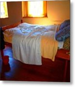 Ready For Bed Metal Print