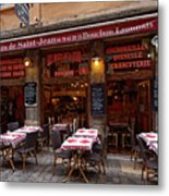 Ready For Diners Metal Print