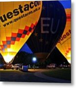 Ready For Lift Off Metal Print