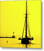 Ready For Sails  Metal Print