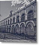 Real Palacio De Los Capitanes Generales Metal Print