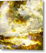 Realm Of Angels Metal Print