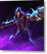 Reaper Overwatch Metal Print