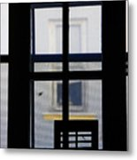 Rear Window 2 Metal Print