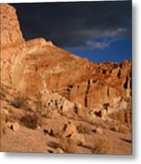 Red Cliffs Natural Preserve Metal Print