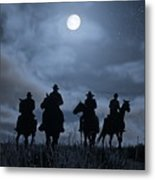 Red Dead Redemption 2 Metal Print
