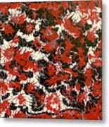 Red Devil U - V1cfs100 Metal Print