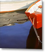Red Dory Photo Metal Print