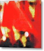 Red Flags II Metal Print
