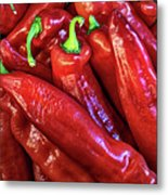 Red Hot Chili Peppers Metal Print