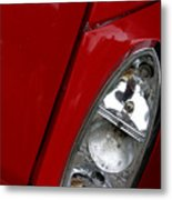 Red Light For Go Metal Print