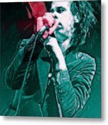 Red Right Hand, Nick Cave Metal Print