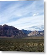 Red Rock Canyon 4 Metal Print