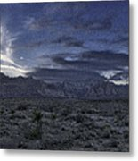 Red Rock Canyon State Park Metal Print