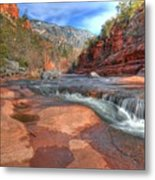 Red Rock Sedona Metal Print