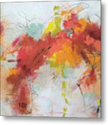 Red Rover Metal Print