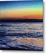Red Sea Aqaba Metal Print
